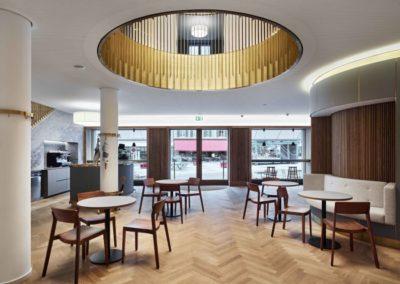 Projekt: maeder stooss architekten gmbh, Bern – Foto: Damian Poffet, Köniz