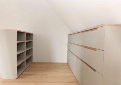Projekt: maeder stooss architekten gmbh