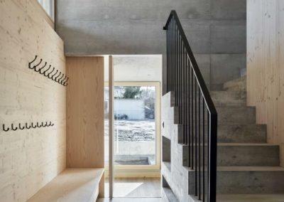Architekt: maeder stooss architekten gmbh, Bern – Fotograf: Damian Poffet, Köniz
